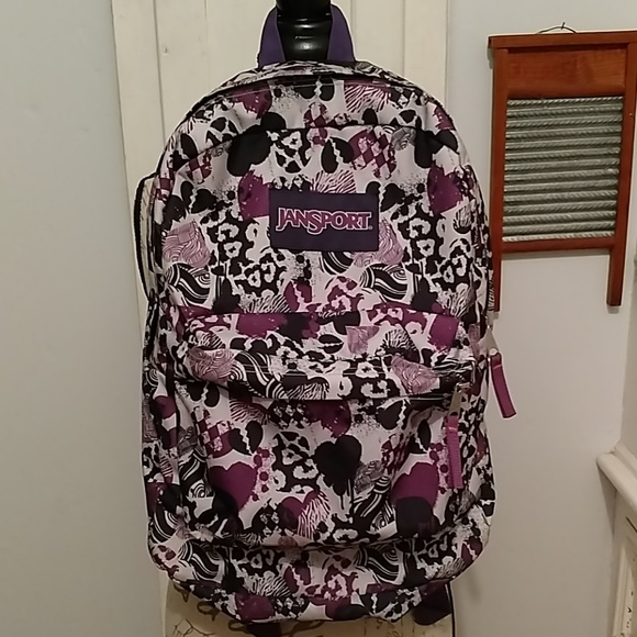 Jansport Accessories   Backpack   Poshmark 7f22f230ee